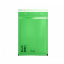 Koperty bąbelkowe 14d zielone