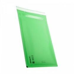 Koperty bąbelkowe 17 G zielone