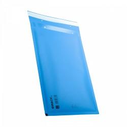 Koperty bąbelkowe 17 G niebieskie